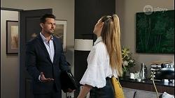 Pierce Greyson, Chloe Brennan in Neighbours Episode 8407