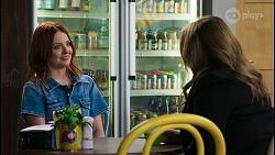 Nicolette Stone, Terese Willis in Neighbours Episode 8407
