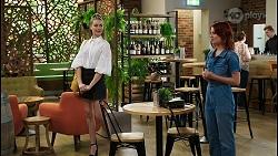 Chloe Brennan, Nicolette Stone in Neighbours Episode 8407