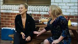 Roxy Willis, Sheila Canning in Neighbours Episode 8408