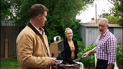 Kyle Canning, Roxy Willis, Clive Gibbons in Neighbours Episode 8408