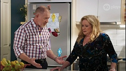 Clive Gibbons, Sheila Canning in Neighbours Episode 8408