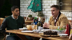 Levi Canning, Kyle Canning in Neighbours Episode 8408