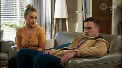 Roxy Willis, Kyle Canning in Neighbours Episode 8409