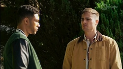 Levi Canning, Kyle Canning in Neighbours Episode 8409