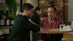 Levi Canning, Bea Nilsson in Neighbours Episode 8410