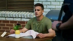 Kyle Canning, Levi Canning in Neighbours Episode 8410