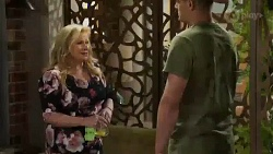 Sheila Canning, Kyle Canning in Neighbours Episode 8410