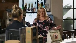 Roxy Willis, Sheila Canning in Neighbours Episode 8410