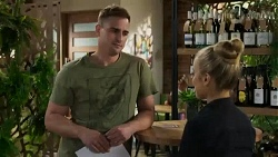 Kyle Canning, Roxy Willis in Neighbours Episode 8410