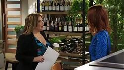Terese Willis, Nicolette Stone in Neighbours Episode 8411