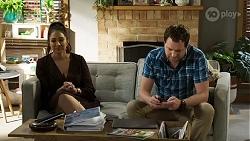 Dipi Rebecchi, Shane Rebecchi in Neighbours Episode 8411