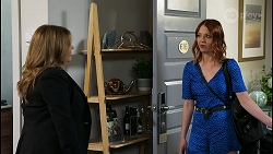 Terese Willis, Nicolette Stone in Neighbours Episode 8412