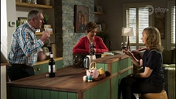 Karl Kennedy, Susan Kennedy, Jane Harris in Neighbours Episode 8412