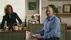 Jane Harris, Karl Kennedy in Neighbours Episode 8414