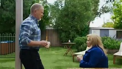 Clive Gibbons, Sheila Canning in Neighbours Episode 8414