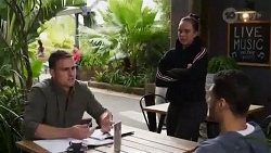 Kyle Canning, Bea Nilsson, Levi Canning in Neighbours Episode 8414
