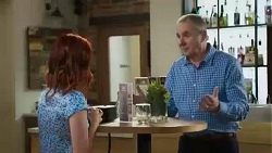 Nicolette Stone, Karl Kennedy in Neighbours Episode 8414