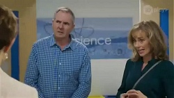 Susan Kennedy, Karl Kennedy, Jane Harris in Neighbours Episode 8414