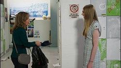 Jane Harris, Mackenzie Hargreaves in Neighbours Episode 8415