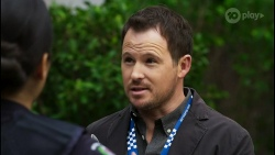 Yashvi Rebecchi, Dax Braddock in Neighbours Episode 8415
