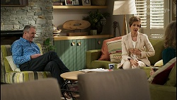 Karl Kennedy, Susan Kennedy, Jane Harris in Neighbours Episode 8415