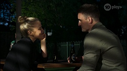 Roxy Willis, Kyle Canning in Neighbours Episode 8415