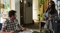 Shane Rebecchi, Dipi Rebecchi in Neighbours Episode 8416