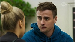 Roxy Willis, Kyle Canning in Neighbours Episode 8417