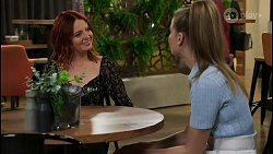 Nicolette Stone, Chloe Brennan in Neighbours Episode 8419