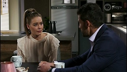 Chloe Brennan, Pierce Greyson in Neighbours Episode 8419