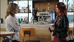Jane Harris, Nicolette Stone in Neighbours Episode 8419
