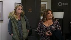 Jenna Donaldson, Terese Willis in Neighbours Episode 8419