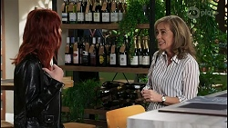 Nicolette Stone, Jane Harris in Neighbours Episode 8420