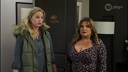 Jenna Donaldson, Terese Willis in Neighbours Episode 8420