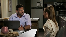 Pierce Greyson, Chloe Brennan in Neighbours Episode 8420