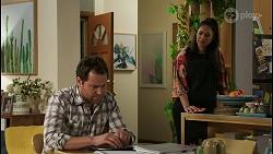 Shane Rebecchi, Dipi Rebecchi in Neighbours Episode 8421