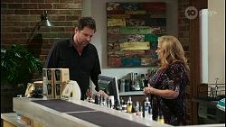Shane Rebecchi, Sheila Canning in Neighbours Episode 8421