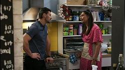 Pierce Greyson, Dipi Rebecchi in Neighbours Episode 8422