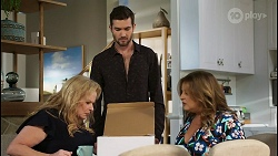 Sheila Canning, Ned Willis, Terese Willis in Neighbours Episode 8422