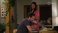 Shane Rebecchi, Dipi Rebecchi in Neighbours Episode 8423