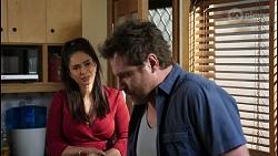 Dipi Rebecchi, Shane Rebecchi in Neighbours Episode 8423