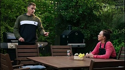 Kyle Canning, Bea Nilsson in Neighbours Episode 8423