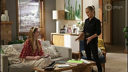 Mackenzie Hargreaves, Roxy Willis in Neighbours Episode 8423