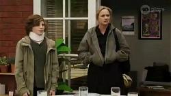 Emmett Donaldson, Jenna Donaldson in Neighbours Episode 8424