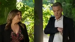 Terese Willis, Paul Robinson in Neighbours Episode 8424