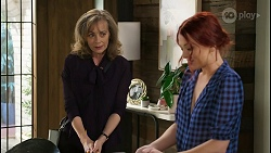 Jane Harris, Nicolette Stone in Neighbours Episode 8425