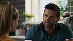 Chloe Brennan, Pierce Greyson in Neighbours Episode 8426