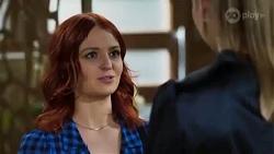 Nicolette Stone, Chloe Brennan in Neighbours Episode 8426