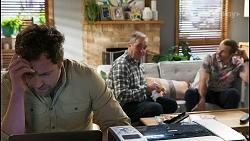 Shane Rebecchi, Karl Kennedy, Toadie Rebecchi in Neighbours Episode 8427